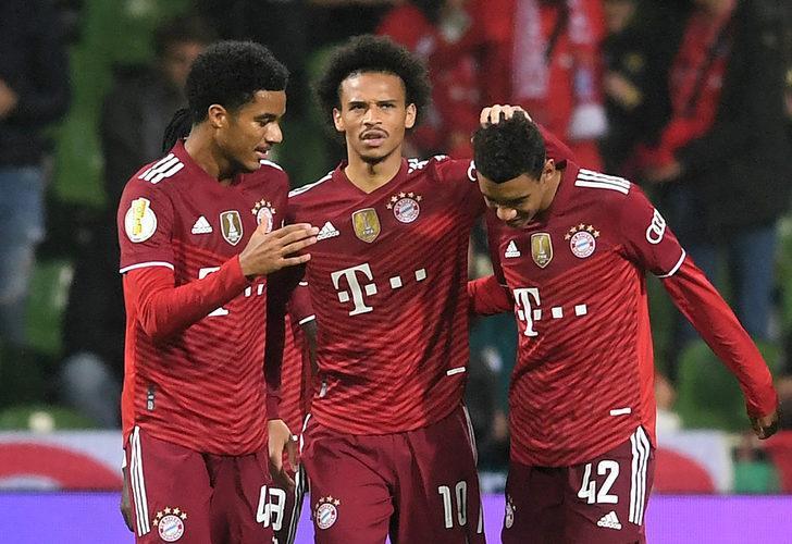 Bayern Münih, Bremer SV'yi 12-0 mağlup etti
