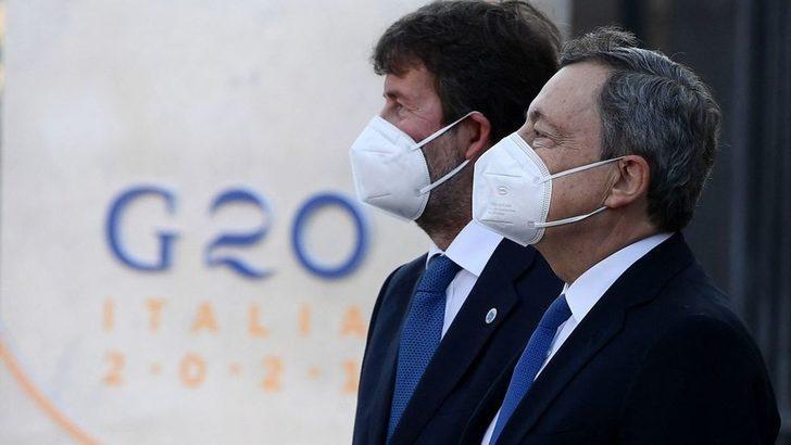 İtalya Başbakanı Draghi'den G20 üyelerine çağrı: 'Afgan kadınların hakları için her şeyi yapın'