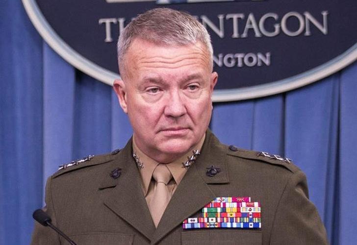ABD'li komutandan korkutan Afganistan açıklaması: Saldırıların devamını bekliyoruz