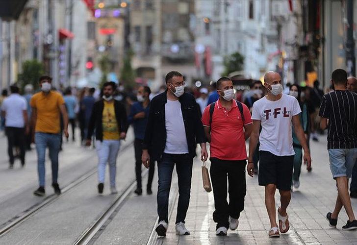 Aşı haritası değişti! İstanbul'un rengi maviye döndü