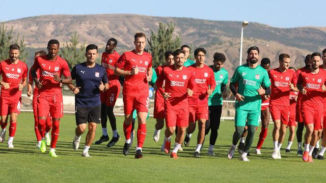 Sivasspor'da 4 eksik!