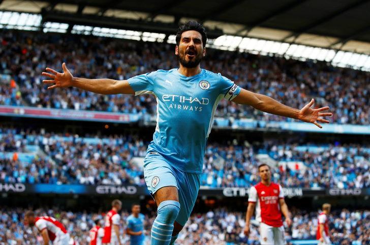 MAÇ SONUCU | Manchester City 5-0 Arsenal