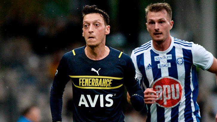 Mesut Özil'den Arteta'ya gönderme