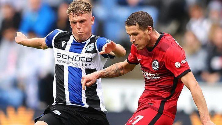 MAÇ SONUCU | Arminia Bielefeld 1-1 Eintracht Frankfurt