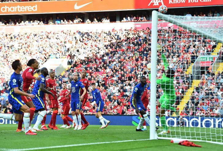 MAÇ SONUCU  Liverpool 1-1 Chelsea