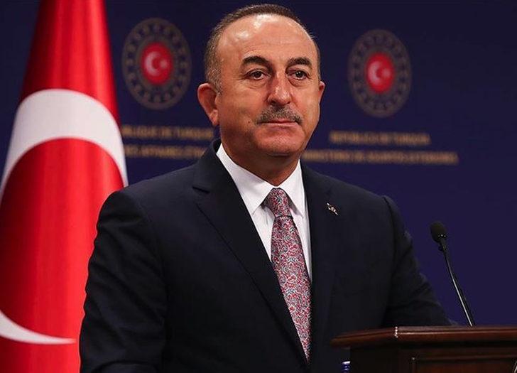 Son Dakika: Dışişleri Bakanı Çavuşoğlu'ndan Afganistan açıklaması