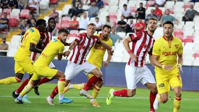 Sivasspor kaçtı, Göztepe yakaladı