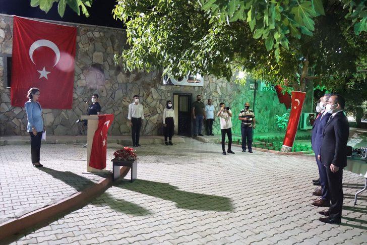 Kilis'te 30 Ağustos Zafer Bayramı dolayısıyla resepsiyon verildi