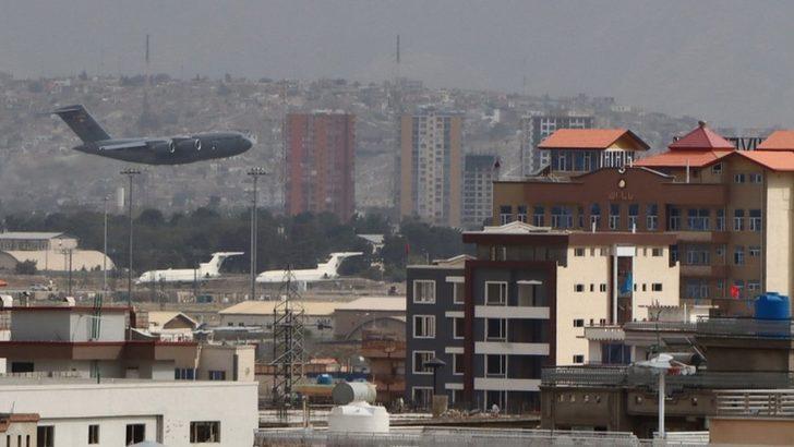 Afganistan: Kabil'den son ABD askerleri de ayrıldı