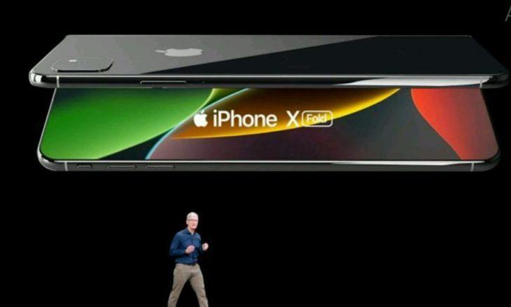 Apple 2022'nin ilk çeyreğinde katlanabilir iPhone modeli planlıyor