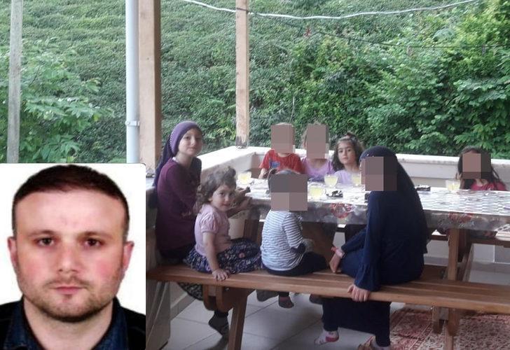 Trabzon'da cinnet getiren imam 3 küçük kızını silahla öldürdü