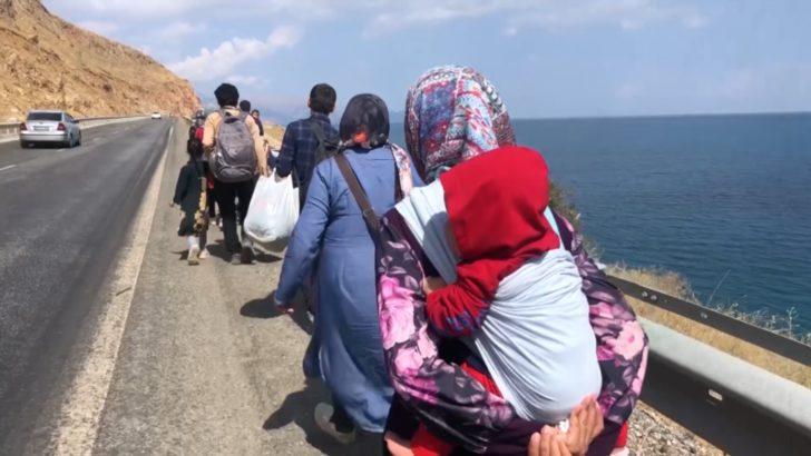 """""""Göçün Fıtratında Geri Dönüş Pek Yoktur"""""""