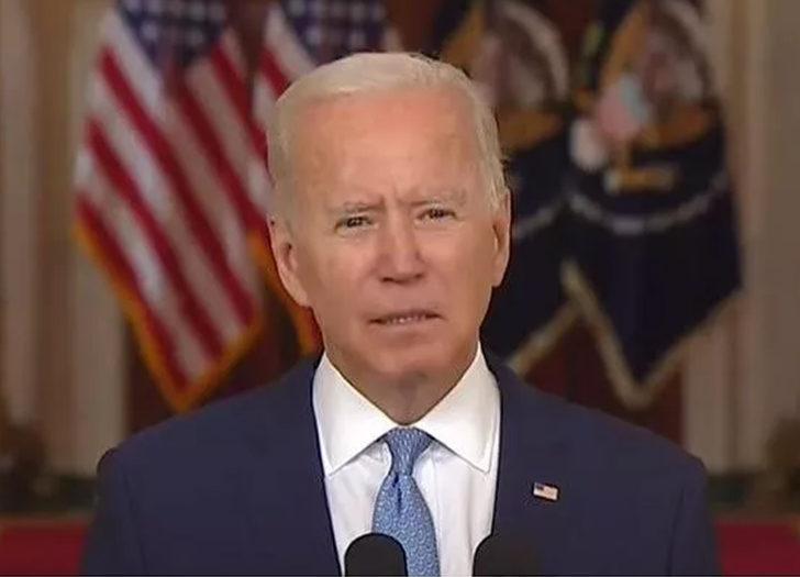 Son Dakika: ABD Başkanı Joe Biden'dan Afganistan açıklaması