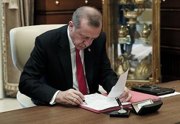 Bakanlıklarda kritik atamalar! Erdoğan'ın imzasıyla Resmi Gazete'de yayımlandı