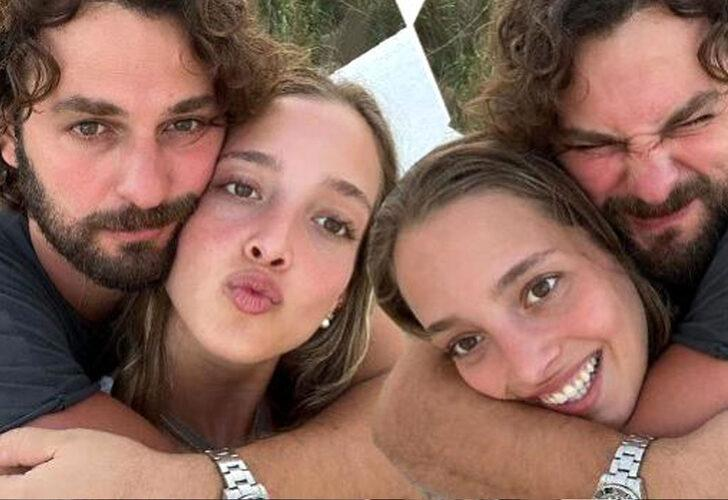 Birkan Sokullu ve sevgilisi Eda Gürkaynak'tan tatil pozları
