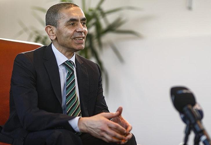Prof. Dr. Uğur Şahin: Bu müthiş bir artış