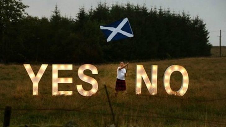 İskoçya bağımsızlık referandumuna mı gidiyor? Flaş açıklama