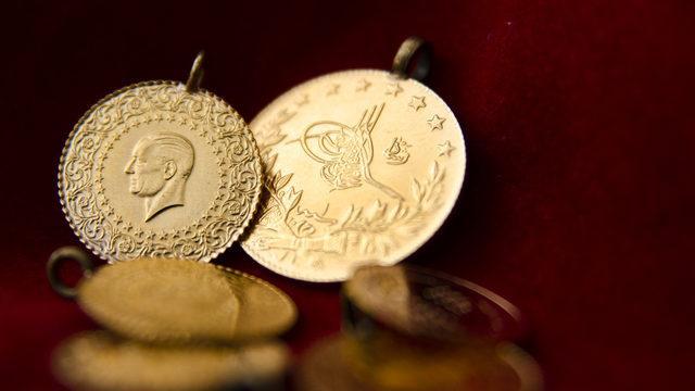 Altının kilogramı 526 bin 600 liraya geriledi