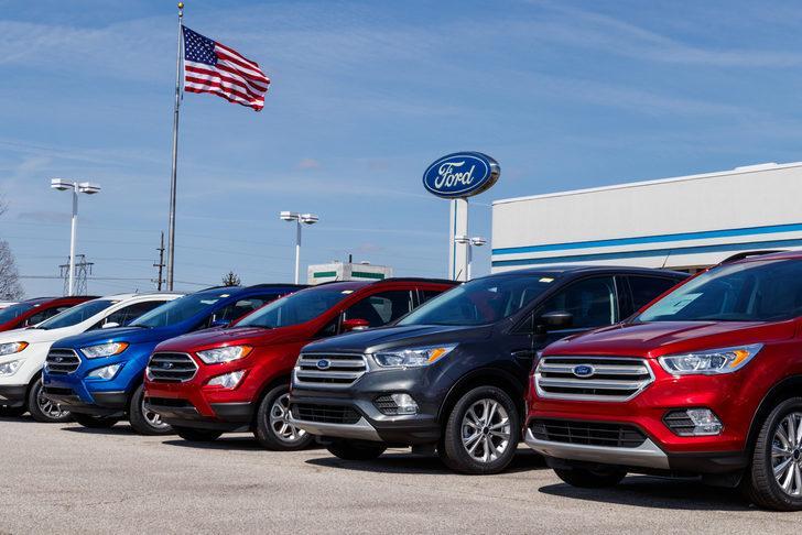 ABD devi şirketin otomobil satışları, çip sıkıntısı nedeniyle ağustosta yüzde 33 azaldı