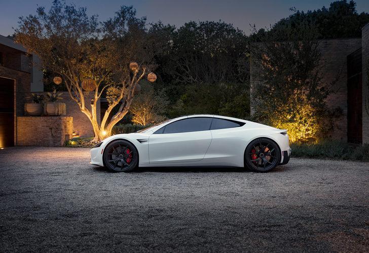 Tesla Roadster'dan kötü haber!