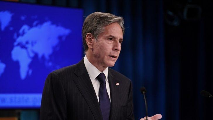 """Blinken: """"Tahliye Edilenlerin Yüzde 75-80'i Afgan"""""""