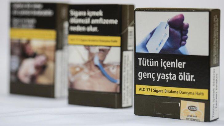 Sigarada kayıt dışılığın önlenmesi için deneme ürünlerine de firma bilgisi yazılacak
