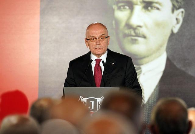 Tevfik Yamantürk: Toplam borcumuz 423 milyon Euro'ya geldi