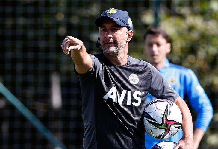 Fenerbahçe'de Sivasspor mesaisi