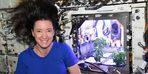 NASA Announces Astronauts!  pepper plants bloom in space