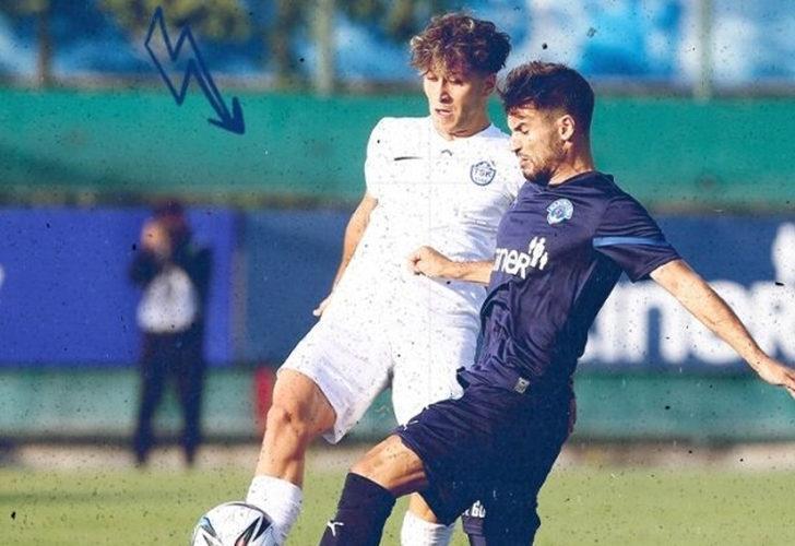 Kasımpaşa, Tuzlaspor'a 3-0 yenildi