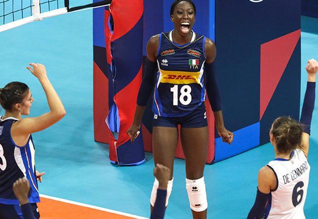 Finalde Sırbistan'ı 3-1 mağlup eden İtalya, Avrupa şampiyonu oldu
