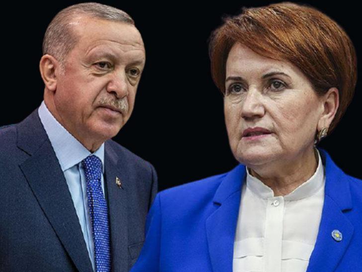 Meral Akşener'den Cumhurbaşkanı Erdoğan'ın sözlerine yanıt