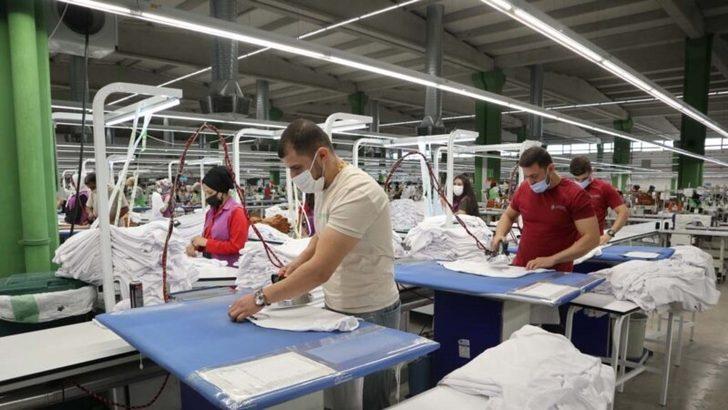 Diyarbakır Pandemiye Rağmen Tekstil Merkezi Oluyor