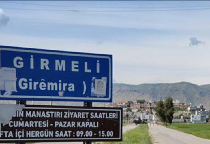 Mardin'de iki köyden çıkışlar durduruldu! Mahalle girişleri kontrol altında tutuluyor