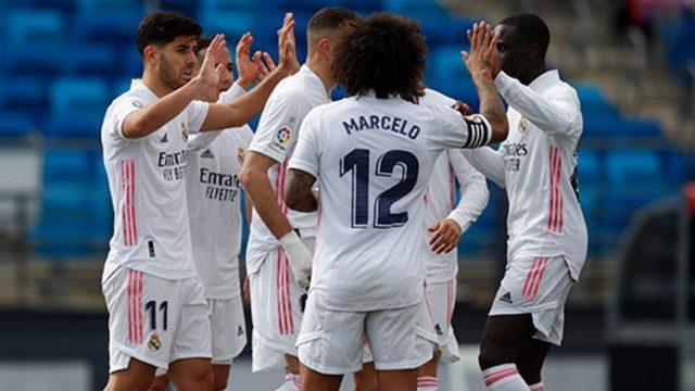 Real Madrid, deplasmanda 2 dakika döndü