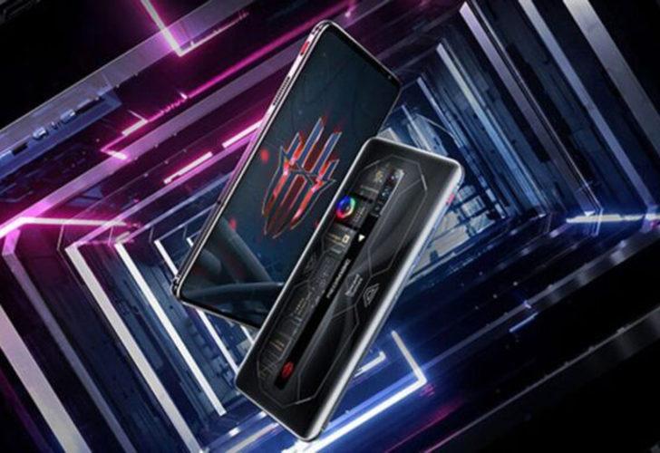 ZTE dünyanın en güçlü telefonlarından birini tanıttı: Red Magic 6s Pro