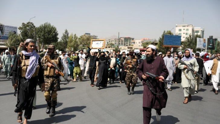 Taleban'ın Geçici Hükümetine Uluslararası Tepkiler