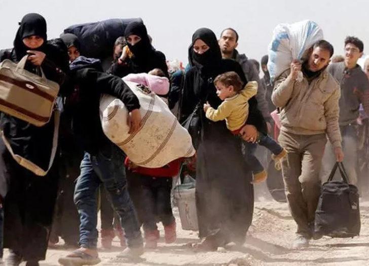 Son Dakika: Dışişleri Bakanlığı'ndan Suriye'den çok sayıda sivilin ülkeye kabul edileceği iddialarına cevap