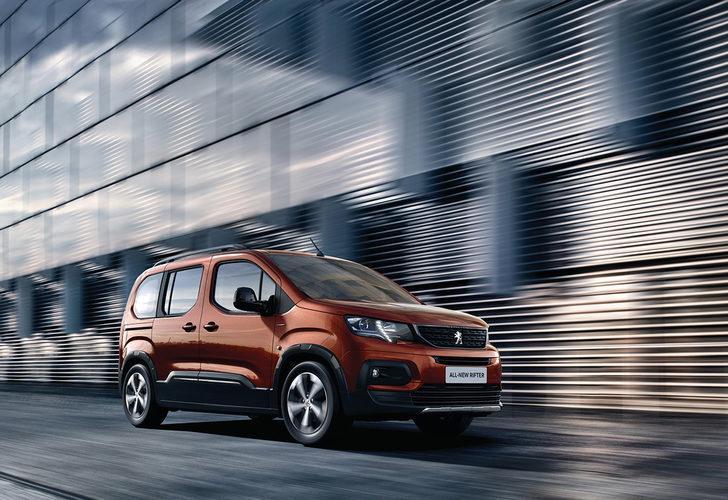 Peugeot ticari araçlarda sıfır faizli eylül kampanyası