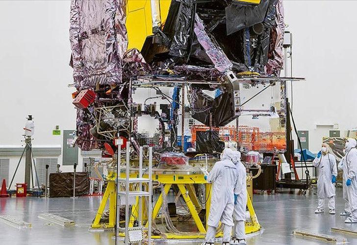 Hubble'ın yerini alacak! James Webb Uzay Teleskobu için tarih belli oldu