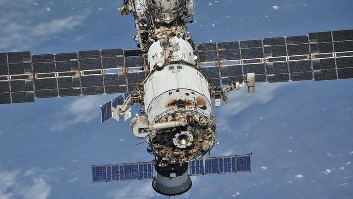 Uluslararası Uzay İstasyonu'nda duman ve yanık kokusu sonrası alarm sistemi çalıştı