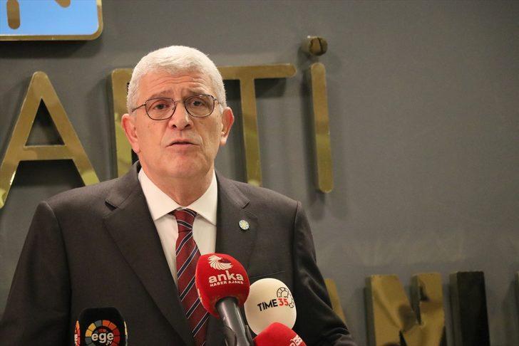 İYİ Parti Grup Başkanvekili Dervişoğlu, İzmir'de gündemi değerlendirdi: