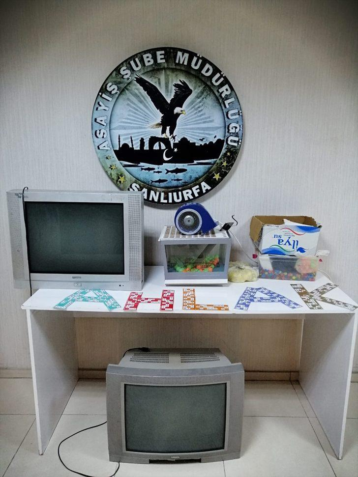 Şanlıurfa'da kumar oynayan 30 kişiye para cezası uygulandı