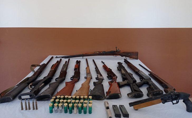 Şanlıurfa'da silah kaçakçılığı yaptıkları iddiasıyla 2 kişi yakalandı