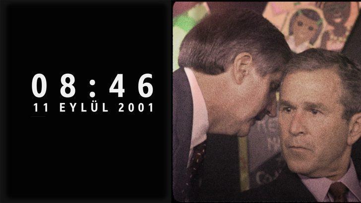 11 Eylül saldırıları: Kronoloji