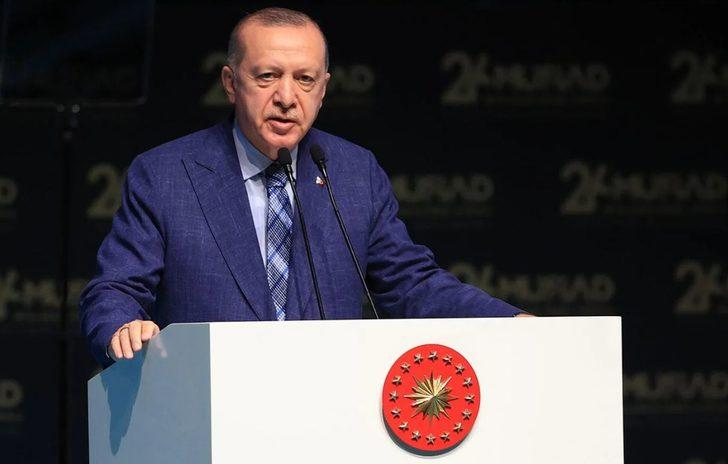Cumhurbaşkanı Erdoğan'dan 2023 ve 2053 mesajı