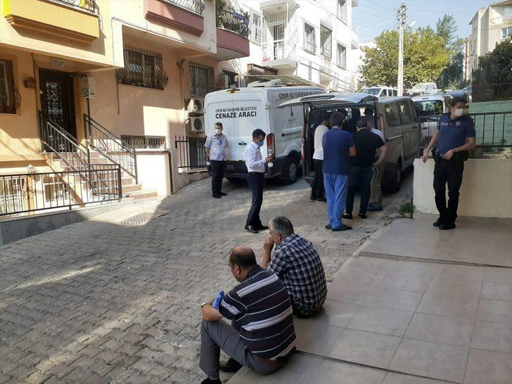 İzmir'de akrabasını bıçakla öldüren zanlı tutuklandı