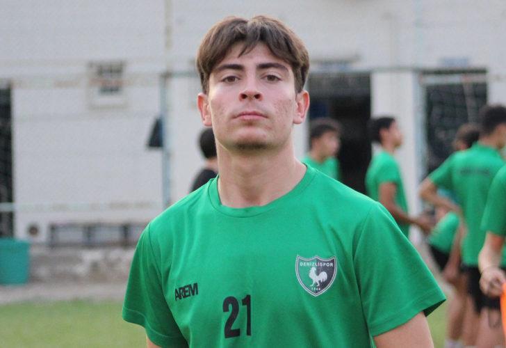Denizlispor'un genç oyuncusu milli takım yolcusu