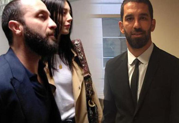 Arda Turan'dan taciz açıklaması: Benim eşime kimse sabah 5'te mesaj atamaz