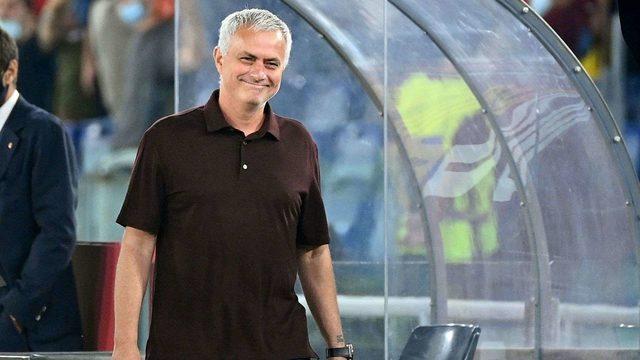 Mourinho 1000. maçına çıktı